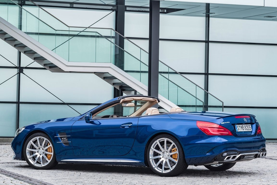 新一代Mercedes-AMG SL車系動力編成流出 SL 55竟入列?