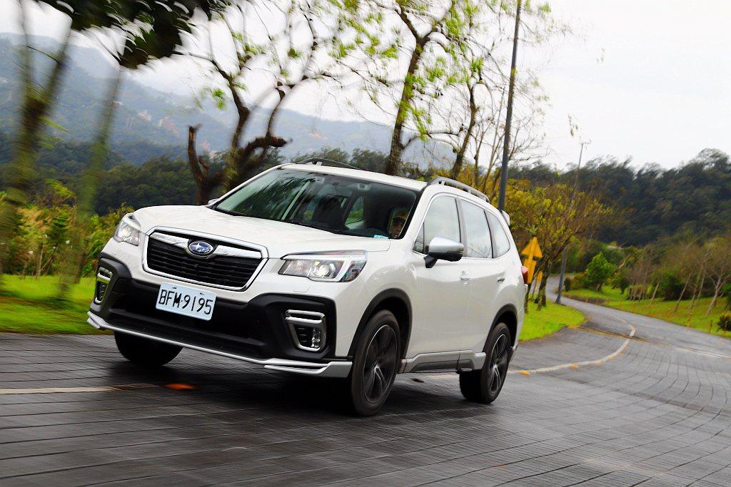 新增「GT Edition」車型可選,替Subaru Forester點妝更強烈...