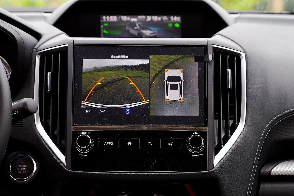 「GT Edition」車型在便捷科技配備方面,增加360度環景影像系統與智慧型...