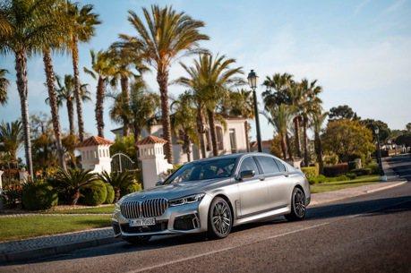 全新BMW 7系列Edition M 全台限量30部