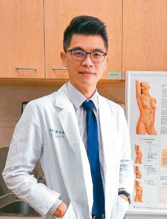 劉良智 中國醫藥大學附設醫院乳房醫學中心主任  圖╱劉良智提供