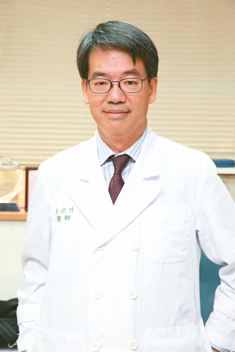 黃俊升 台大醫院外科部主任、乳房醫學中心主任 圖/本報資料照片
