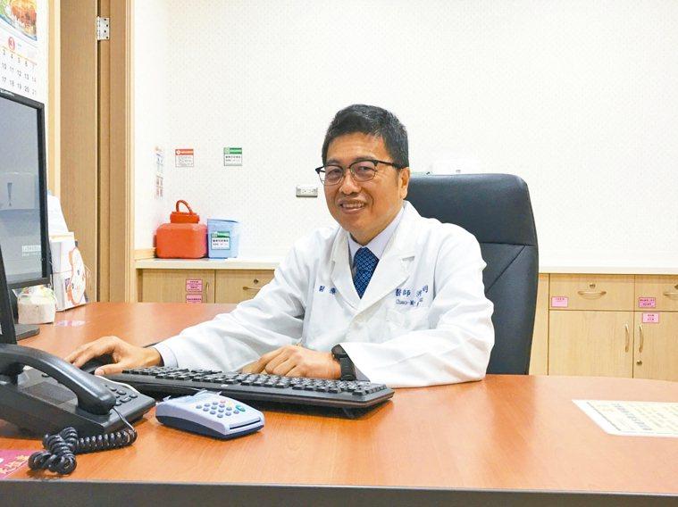 洪朝明 義大癌治療醫院院長 圖/記者王昭月