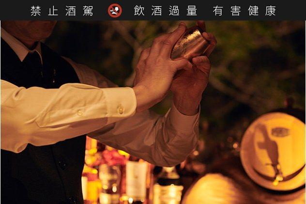 專業的調酒師,能為賓客提供各種大人系飲品。圖/取自Bar Hotel 箱根香山官...