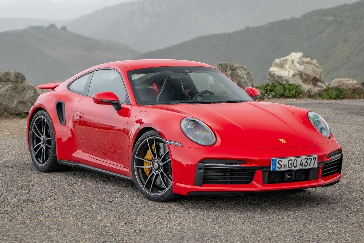 剛發表的Porsche 911 Turbo S 竟然還不是普通版本最強的?