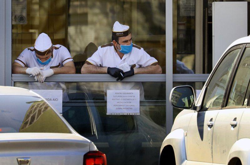 羅馬尼亞境內出現首起新冠肺炎死亡病例。 歐新社