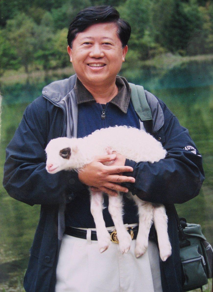 聖經故事中,上帝以帶領羔羊為職志。魏崢也常想:有沒有完成上天交付的使命? 圖/取...