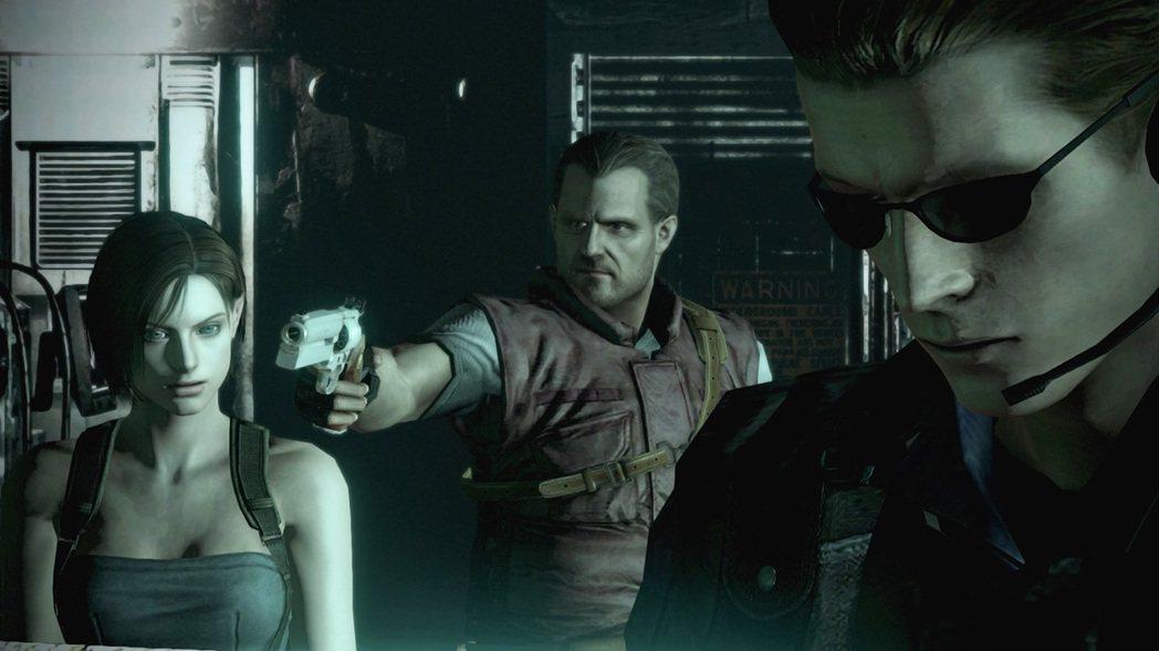 後來移植到 PS3 等主機的「惡靈古堡 HD 高畫質重製版」,將原本 GAMEC...