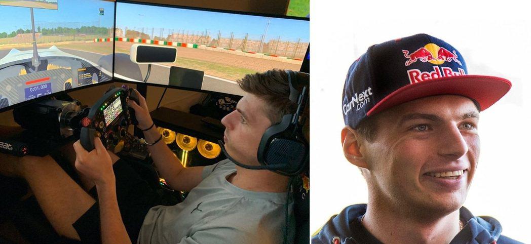 Max Verstappen本身相當熱衷電競,但由於不熟系這次主辦單位的遊戲而放...