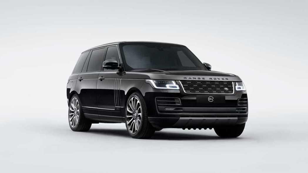 約書亞的Range Rover SVAutobigraphy除了是基於SVAut...