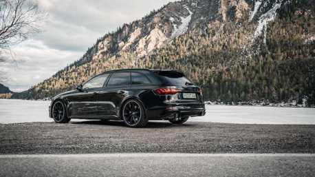 想讓Audi RS4變得更猛?ABT:看我幹嘛 車拿來就對了