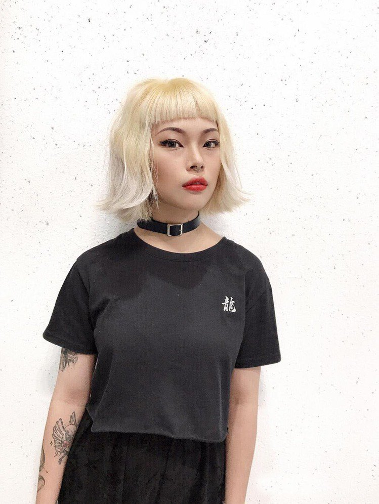 髮型創作/習者 Coiffure / Joy,圖/StyleMap美配提供