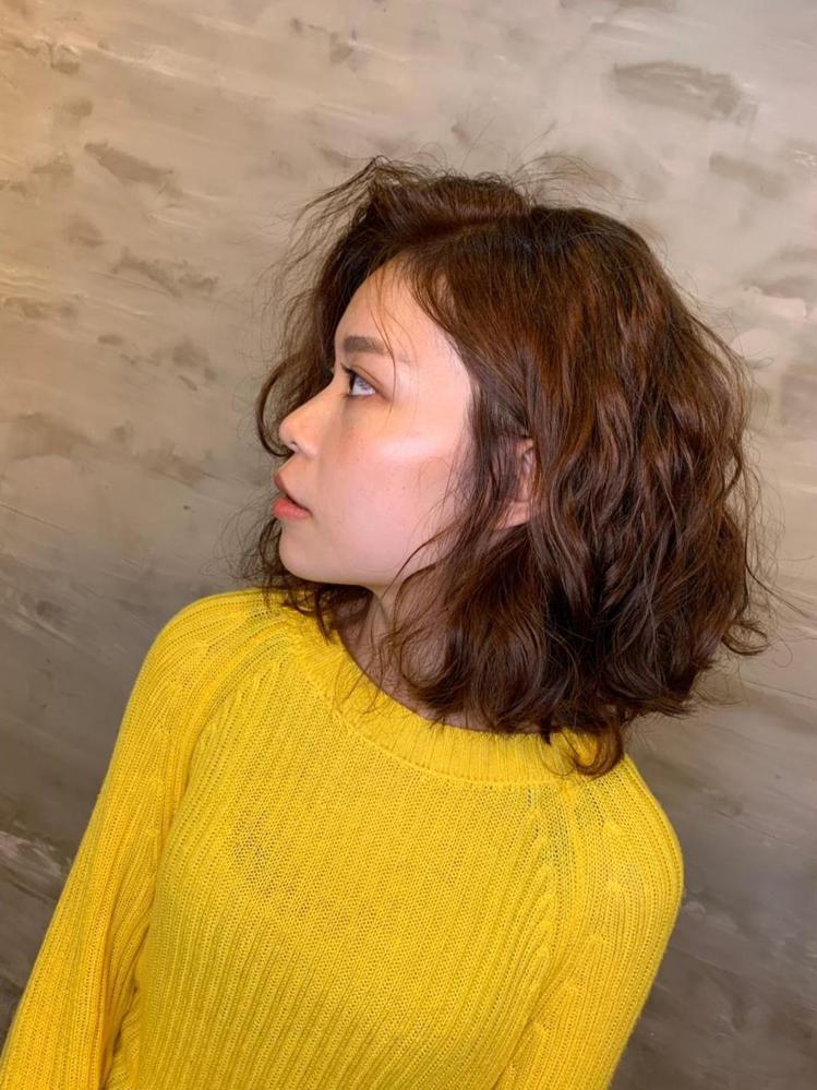 髮型創作/Real hair design / Una 真實髮型,圖/Styl...