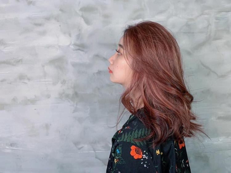 髮型創作/Real hair design / Una 真實髮型,圖/Style...