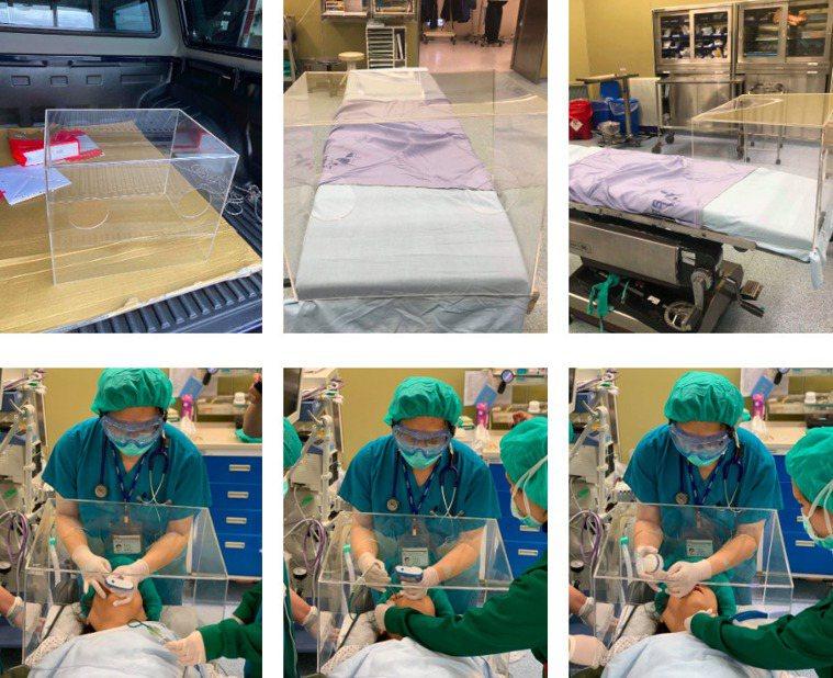 花蓮門諾醫院麻醉科醫師賴賢勇將最新的設計圖、內容介紹上傳到公開的網頁中,無償提供...