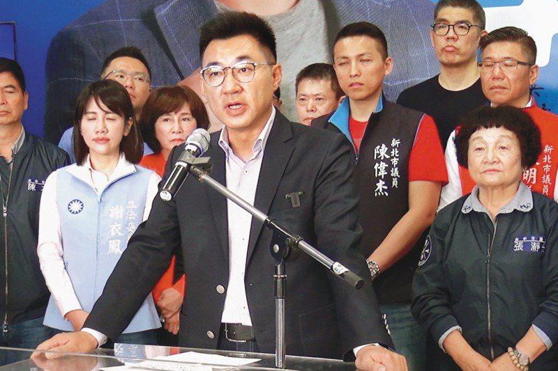 江啟臣新設五名副秘書長,黨內人士認為這樣安排是在盡量滿足黨內大老、派系的平衡。 圖/聯合報系資料照片
