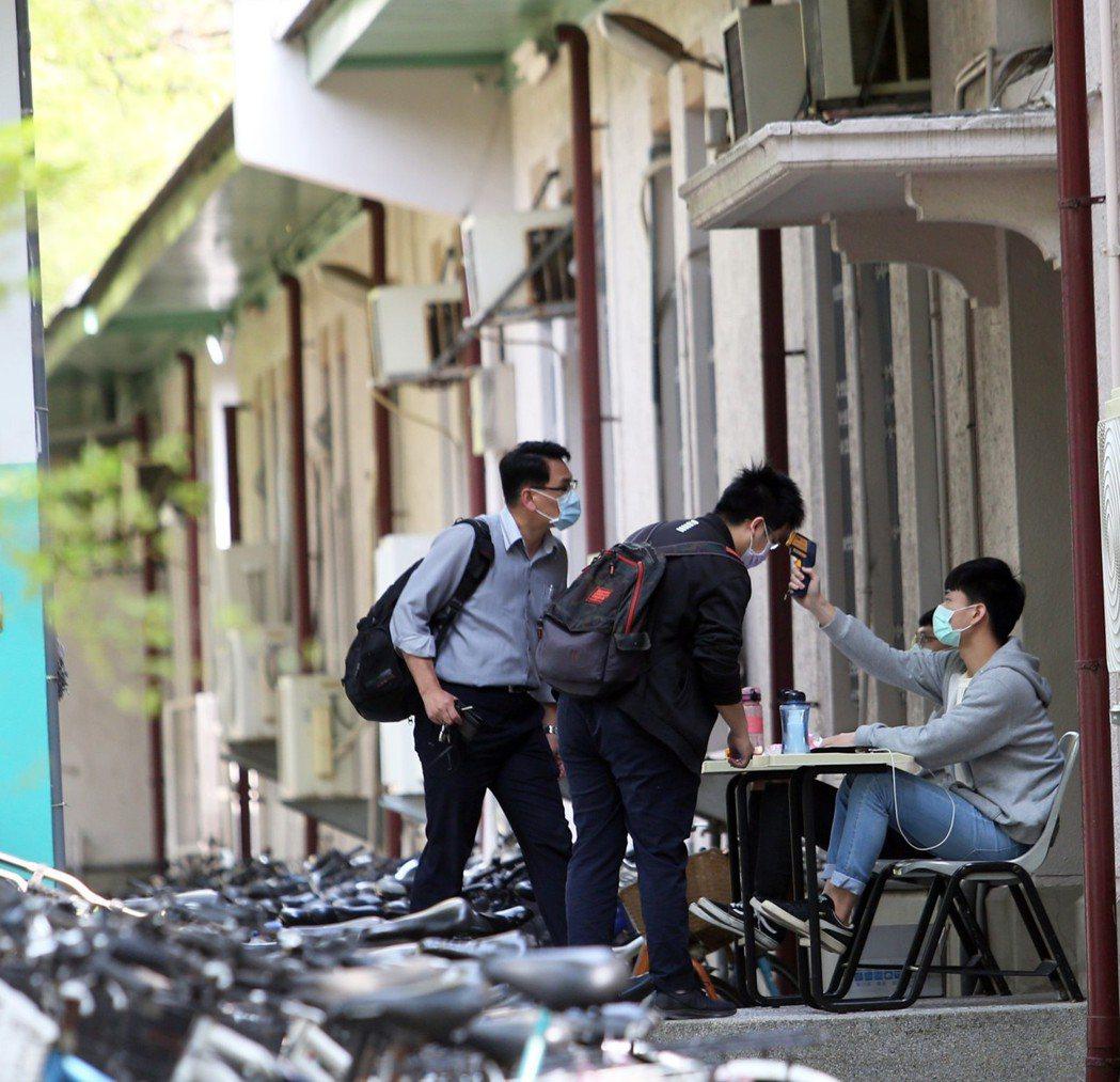 台南市目前已有8例新冠肺炎確定病例。圖/本報資料照片