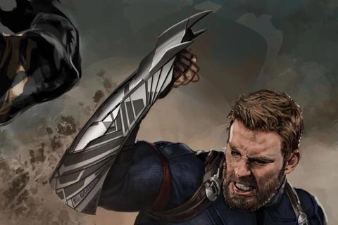 電影「復仇者聯盟:無限之戰」上映已有2年,在片中的美國隊長也有新款盾牌,但最近有新的形象照在網路上釋出,指出美國隊長在「復3」的瓦干達大戰,原本應該還有一款有黑豹紋路的盾牌,但最終仍改為現今我們所看...