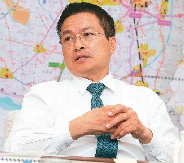 台水公司董事長魏明谷突請辭引發議論。圖/聯合報系資料照片
