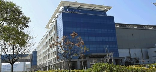 聯華電子(UMC)南科大樓外觀。 聯華電子/提供