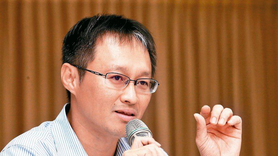 群聯董事長潘健成。 本報資料照片
