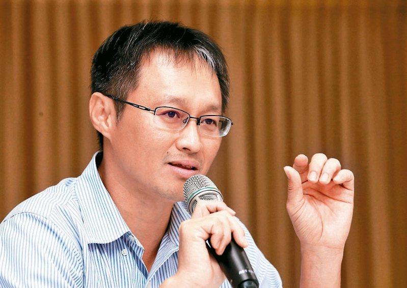 群聯董事長潘健成。 圖/聯合報系資料照片