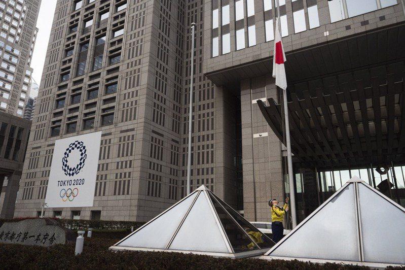 東京奧運若延賽,主辦單位將損失不少。 美聯社