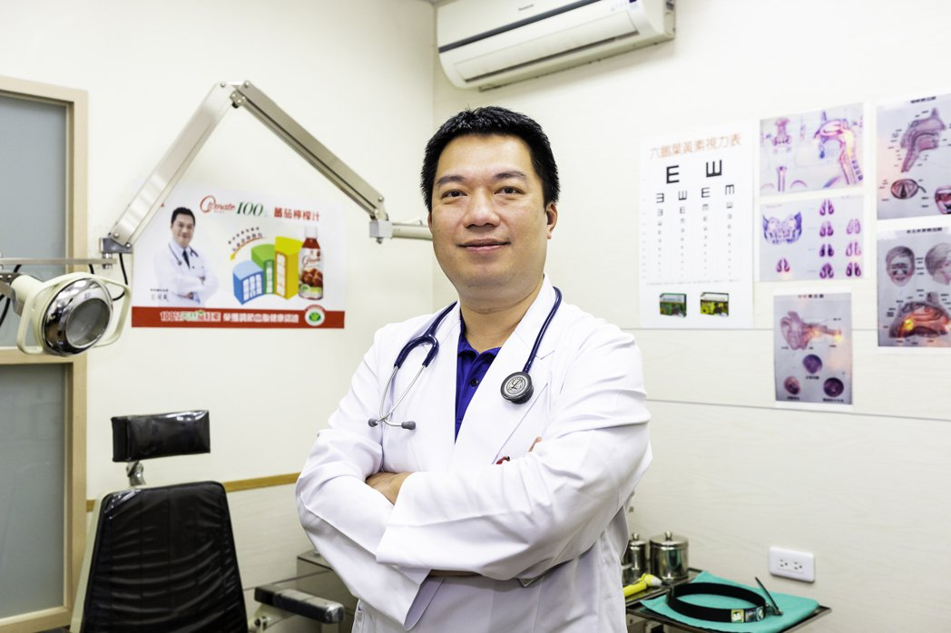 彭程毅醫師提醒大家,攝取茄紅素有助於保養心血管。圖/易俊帆攝影