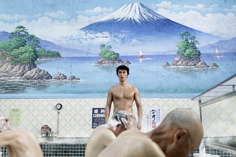 《羅馬浴場》劇照。 圖/IMDb