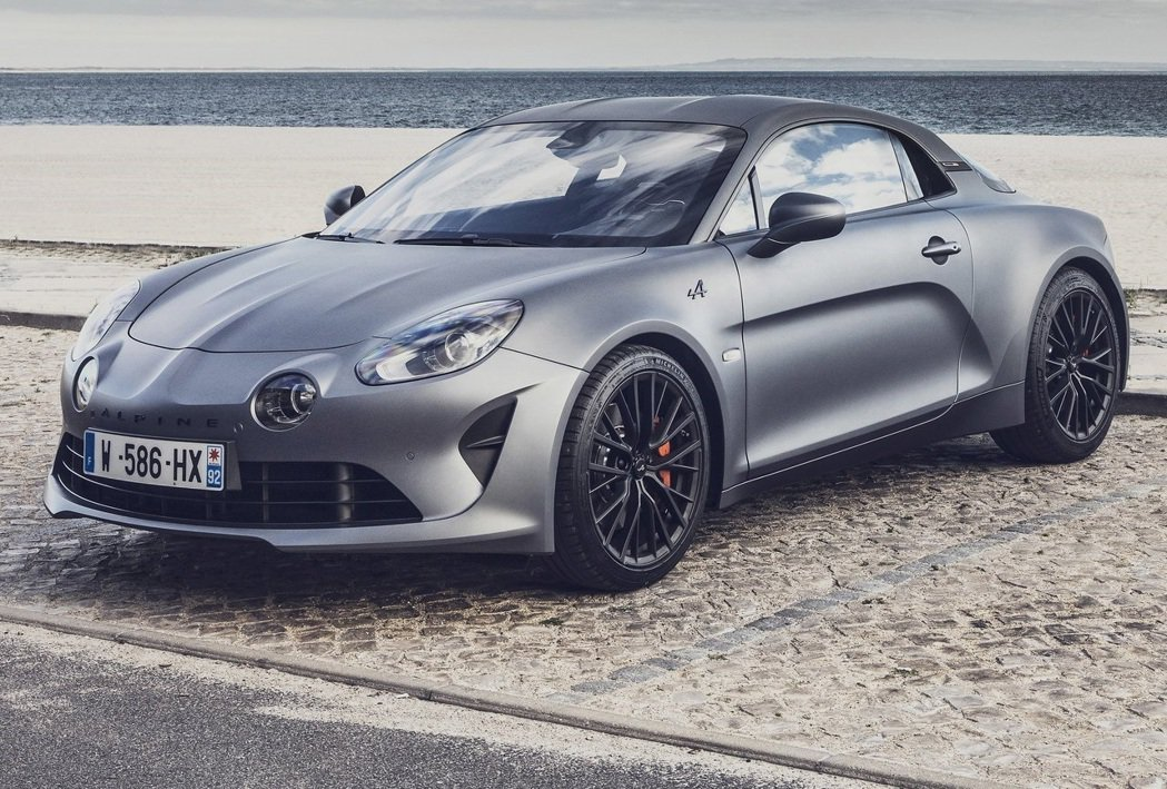 性能版A110 S更是有高達292匹。 摘自Alpine