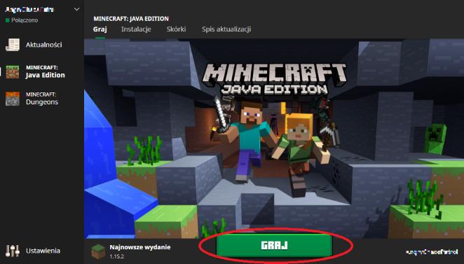 波蘭政府提供的《Minecraft》公共伺服器。(來源:Grarantanna)