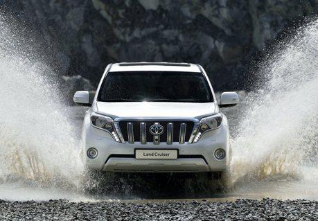 新世代Toyota Land Cruiser將告別V8?將導入V6渦輪與Hybrid!