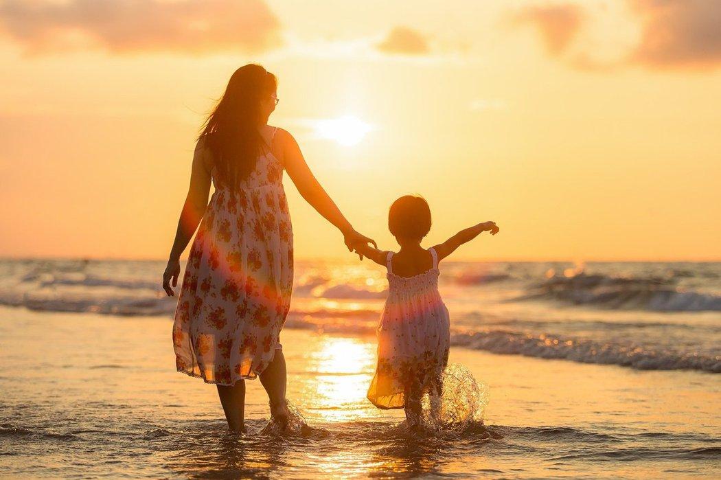 勇於放手的媽媽,才能擁有能幹的孩子