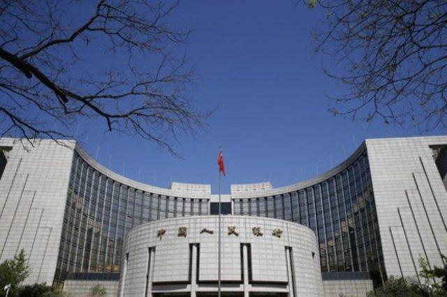 中國人民銀行表示,目前銀行體系流動性總量處於合理充裕水平,今日不開展逆回購操作。照片/報系資料庫