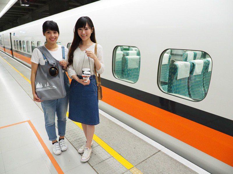 受新冠肺炎疫情衝擊,旅客量減少,台灣高鐵決定自4月18日起進行短期班表調整。 圖/台灣高鐵公司提供