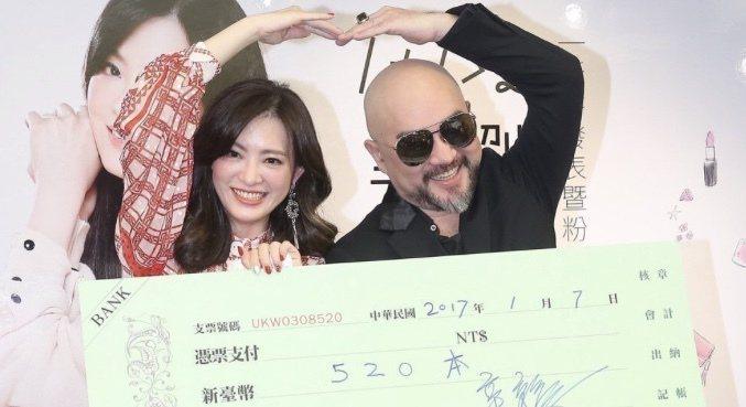 辛龍跟劉真的愛,羨煞演藝圈許多人。本報資料照