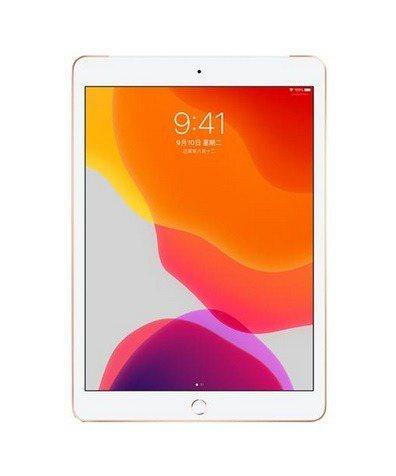 Apple iPad LTE版10.2吋32GB搭配指定資費方案只要0元起。圖/...
