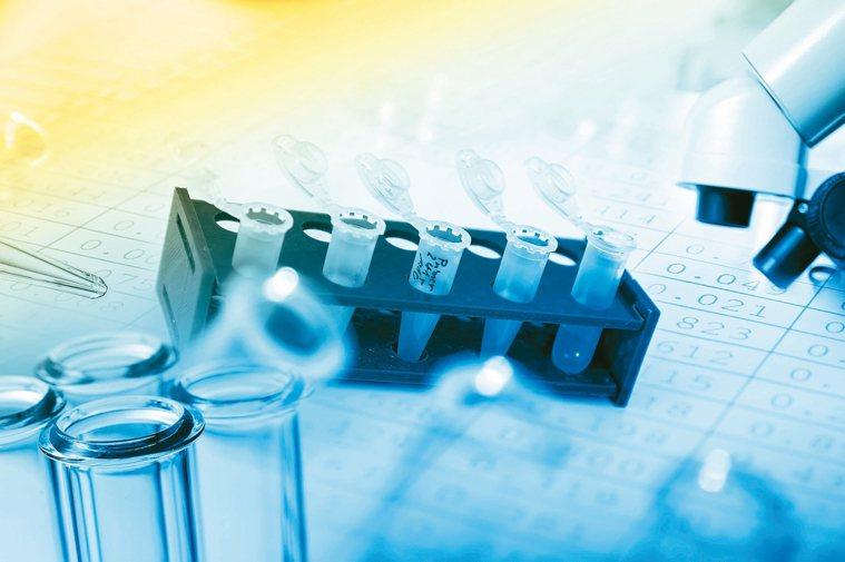 白血病多數病患屬於找不出特別致病原因的原發性白血病,多與基因突變與變異有關。 圖...