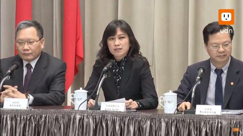在新冠肺炎疫情衝擊下,行政院今(24)日公布多項新一波的紓困措施。圖/udn直播