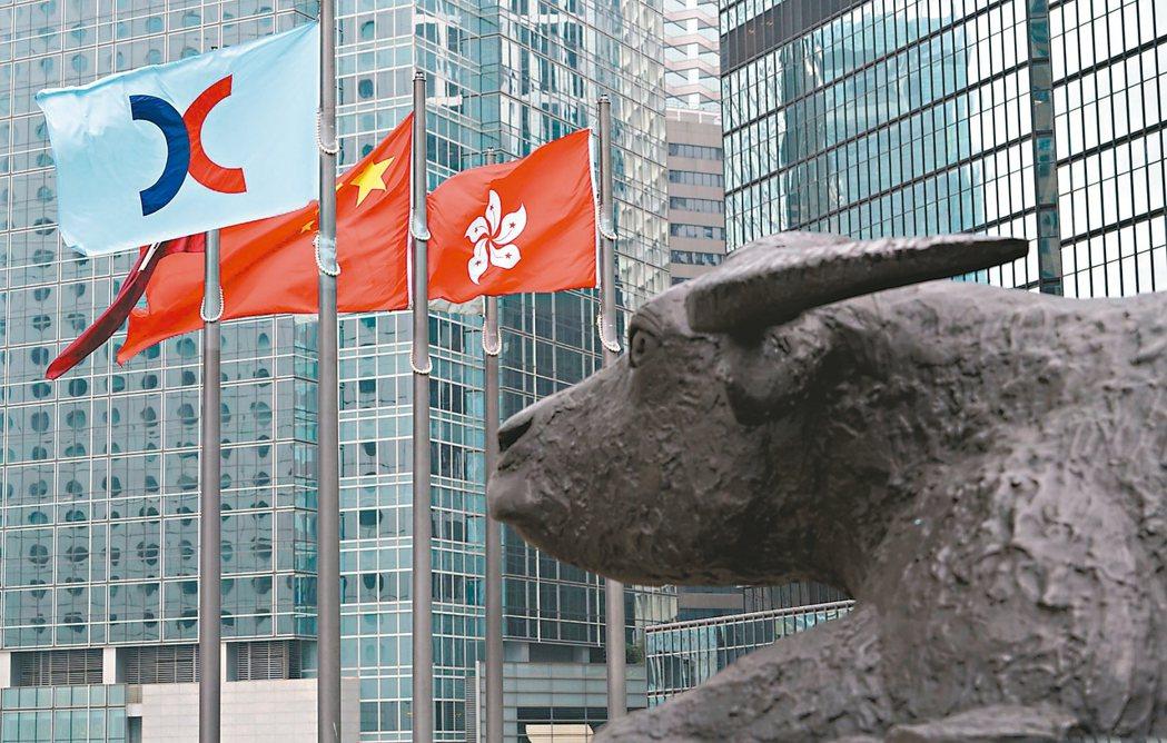 16家金控集團前十大海外市場,除香港外,曝險部位全面上升,香港受反送中事件影響,...