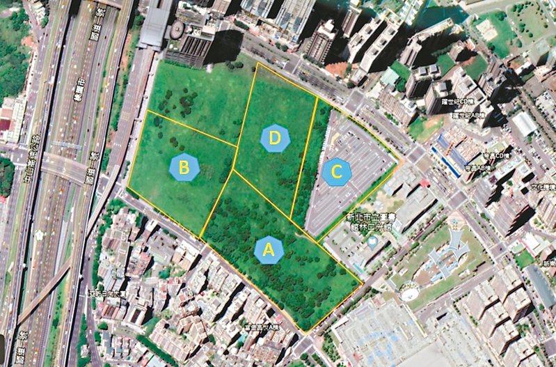 新北市第二期「林口國際媒體園區」案,其中C、D基地的地上權案由三立影城拿下。 本報系資料庫