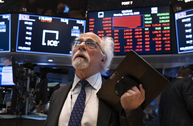 紐約證券交易所(NYSE)今起開始暫時轉向全電子交易。(美聯社)