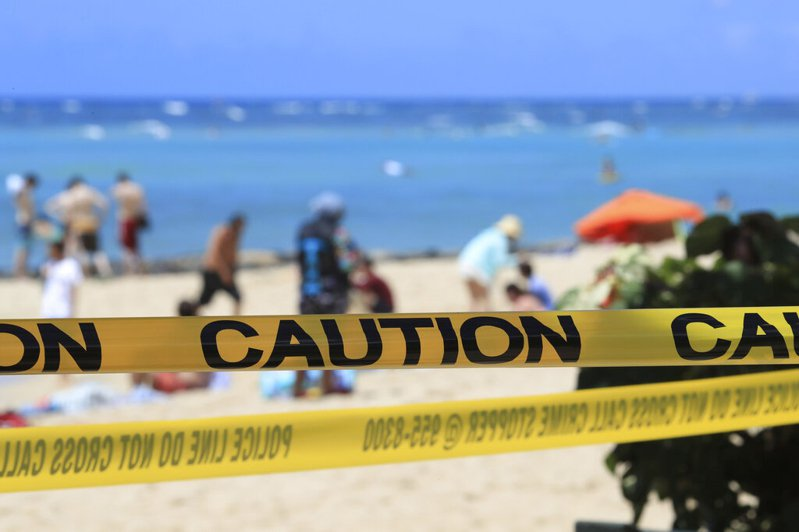 夏威夷州長宣布,26日起所有入境者須進行為期14天的強制性自我檢疫。美聯社
