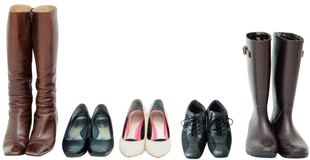 一年四季,有這5款基本款鞋子就夠穿搭。圖/幸福文化提供