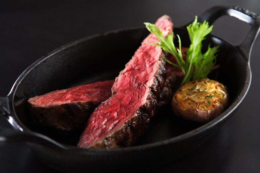西式饗宴-N168牛排館菜色。業者/提供