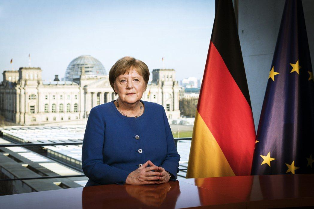 德國聯邦政府並不會因為總理一人倒下,就陷入停擺失能的災難狀態。 圖/歐新社