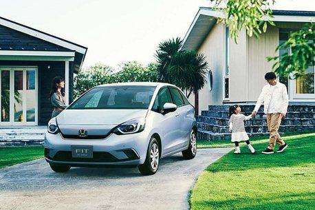全新大改款Honda Fit雙動力預購起跑 預售價76.9萬起