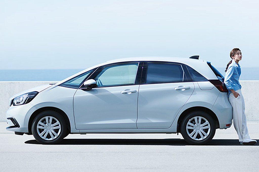 新Honda Fit截至3月16日的時間共收到超過31,000張新車訂單。 圖/...
