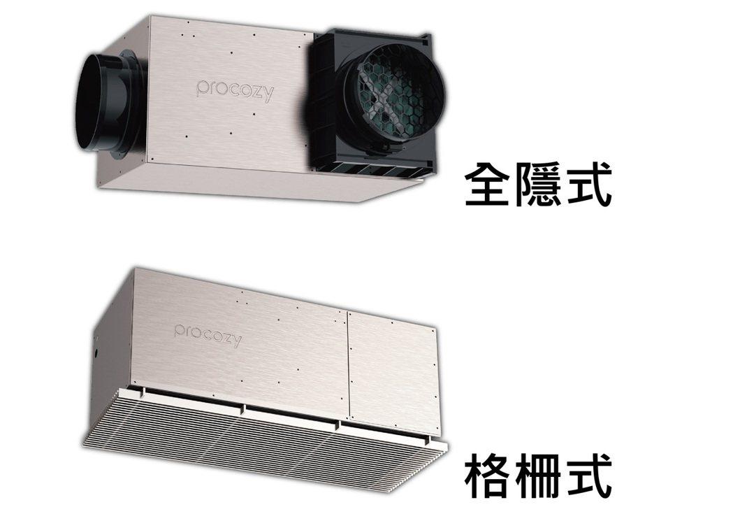 「Procozy空氣除濕濾淨機,能有效控制濕度、濾淨空氣,產生媲美醫療級的空氣品...