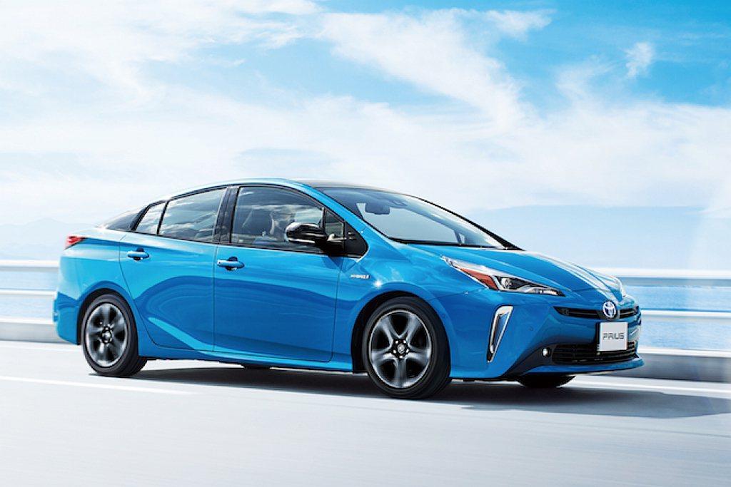至於2019年日本乘用車銷售冠軍Toyota Prius,從1月銷售排名第七,到...